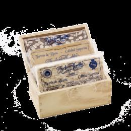 Caja madera de regalo pequeña