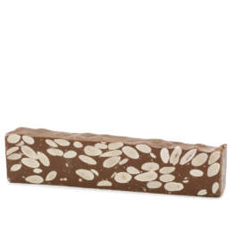 Lingote de turrón de Chocolate 150 gr.